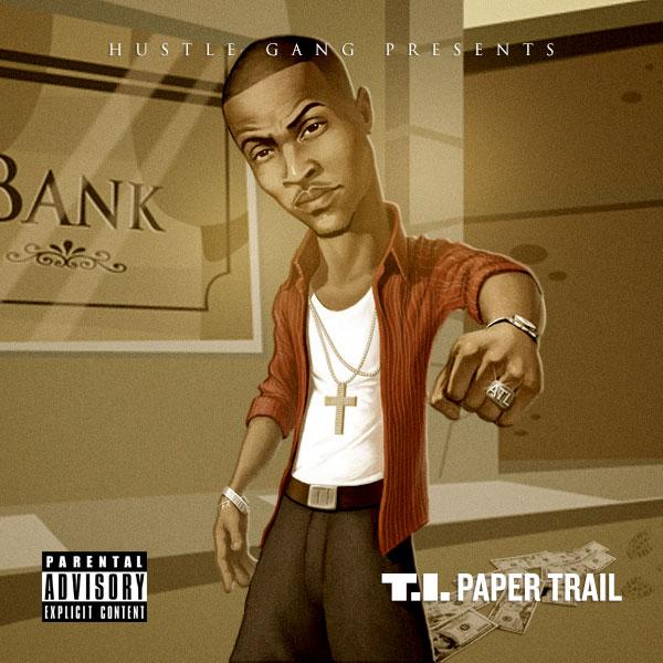 Paper Trail - Album Cover